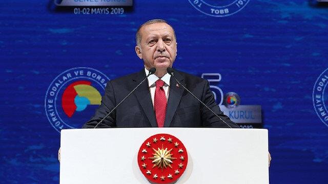 أردوغان: سأتصدى لكل من يختلق العراقيل أمام المستثمرين
