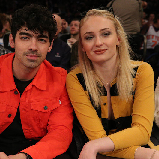Joe Jonas marries 'Game of Thrones' actress Sophie Turner
