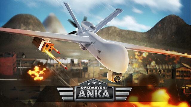Operasyon: Anka oyunu Udo ve Otto Games'in 7 aylık ortak çalışması sonucu ortaya çıktı.