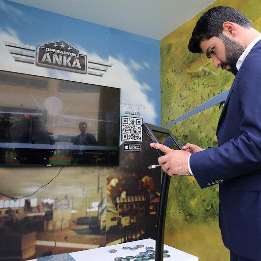 تركيا.. ابتكار تطبيق لعبة بطلها طائرات العنقاء التركية
