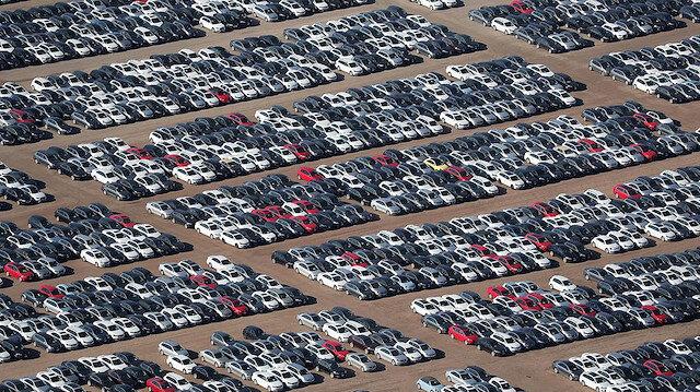Otomotiv pazarı yılın ilk 4 ayında yüzde 48 daraldı