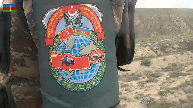 Turkey, Azerbaijan hold joint military drill