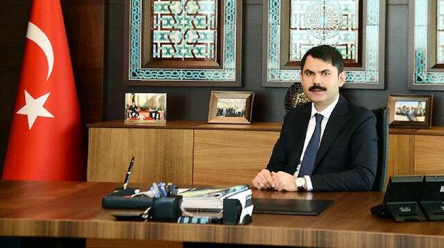 Çevre ve Şehircilik Bakanı Murat Kurum: Örnek habercilik