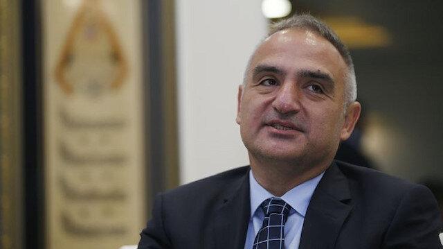 Kültür ve turizm Bakanı Mehmet Nuri Ersoy: Haberin peşinde başarılı 25 yıl