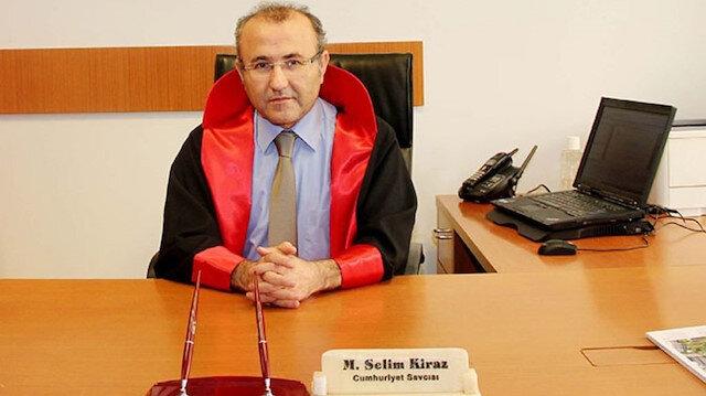 Şehit Savcı Mehmet Selim Kiraz