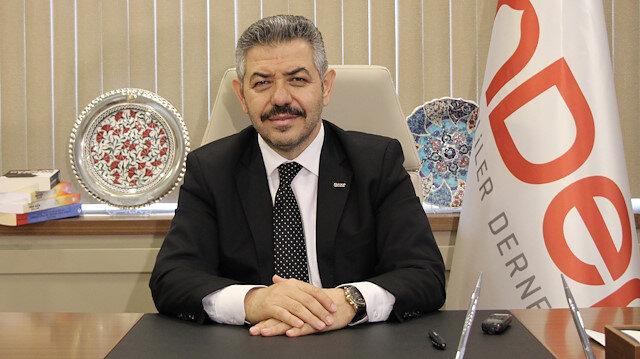 ÖNDER İmam Hatipliler Derneği Başkanı Kamber Çal.