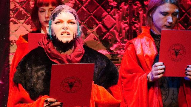ABD Satanizmi din olarak resmen tanındı