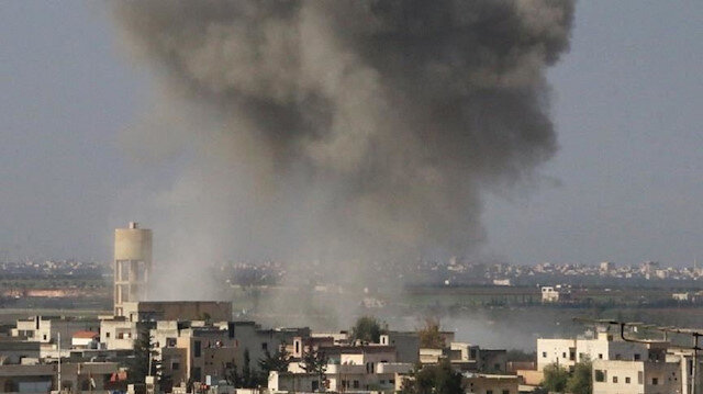 """سوريا.. مقتل 5 مدنيين في قصف على منطقة """"خفض التصعيد"""" بإدلب"""