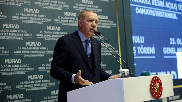 Cumhurbaşkanı Erdoğandan YSK Başkanına çağrı