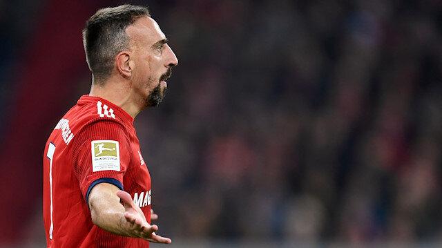 Franck Ribery sezon sonunda Münih'ten ayrılıyor