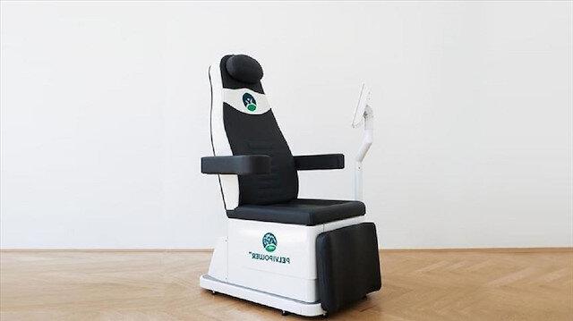 Manyetik sandalye