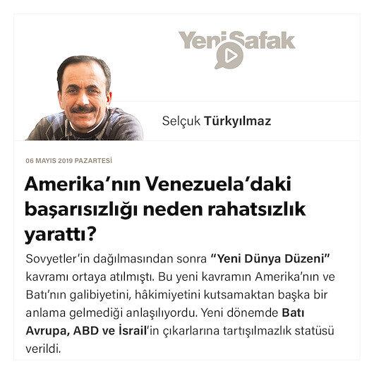 Amerika'nın Venezuela'daki başarısızlığı neden rahatsızlık yarattı?