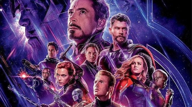 Avengers: Endgame'den yeni bir rekor daha