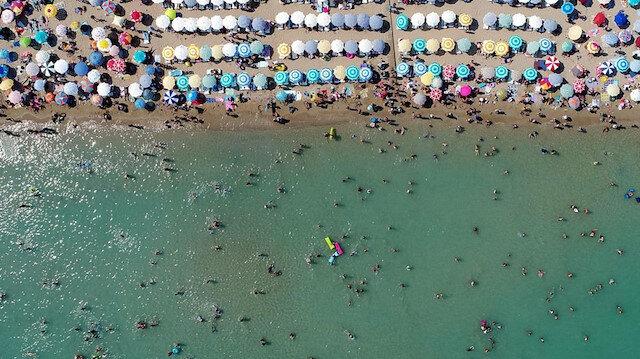 Turizmde 4 aylık rakamlar yeni rekorun habercisi