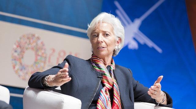 Lagarde: ABD-Çin gerilimleri küresel ekonomiye tehdit