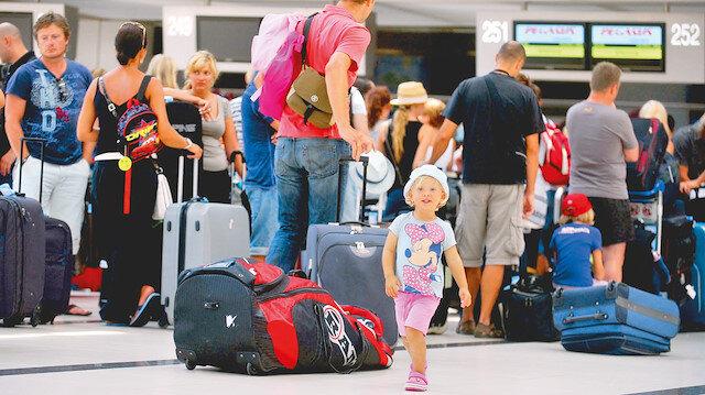 Turizmde yeni rekor yolda