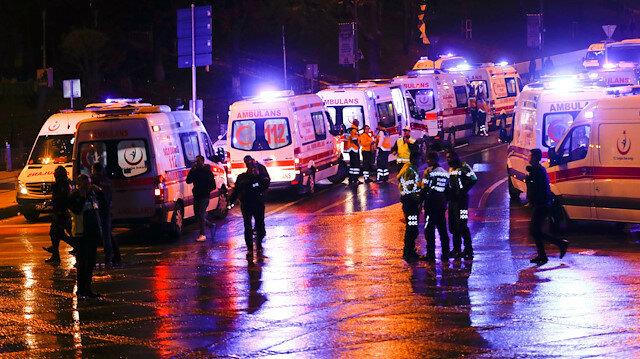 Beşiktaş'taki terör saldırısında ağır yaralanan polis şehit oldu