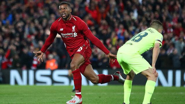 Liverpool 4-0 Barcelona (Geniş özet ve goller)