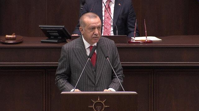 Erdoğan: 15 bin seçmenin iradesi alenen gasp edilmiştir