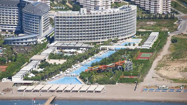 Kervansaray Yatırım Holding'in çok sayıda oteli bulunuyor.