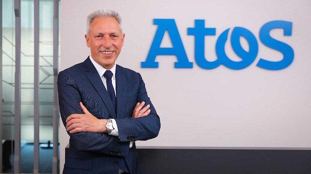 Atos'un CEO'su Olivier Ventura