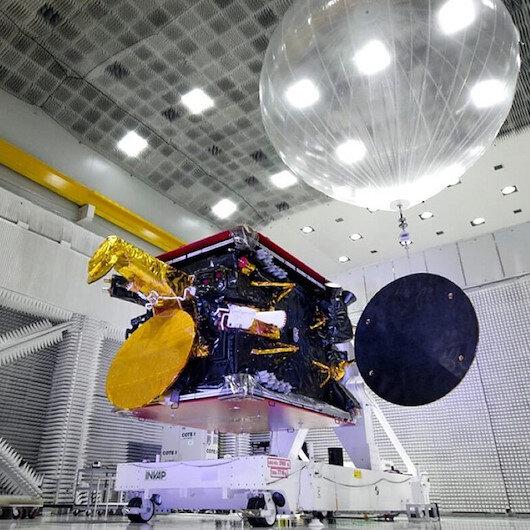 شركة تركية أرجنتينية تخطط لإنتاج قمر صناعي للاتصالات