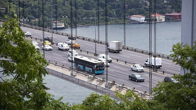 112 bin TL'lik köprü cezasına tepki: Aracını satsa bile ödeyemez