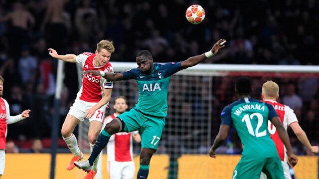 Ajax 2-3 Tottenham (Geniş özet ve goller)