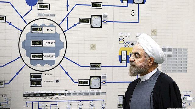 Ruhani'den 'nükleer' rest
