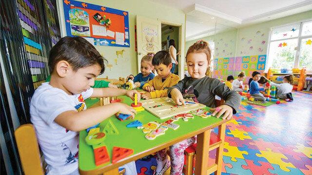 Anaokulu eğitimine yaz tatili formülü