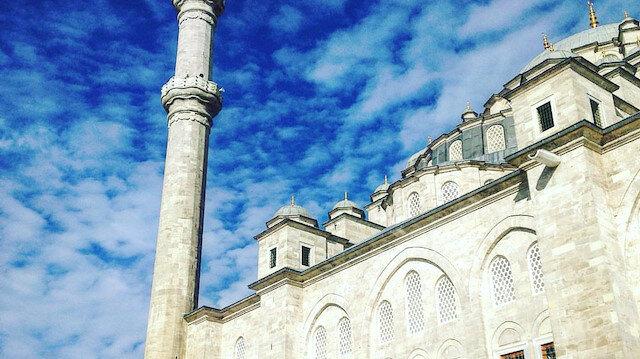 İstanbul'un 7 camisi ve sırları
