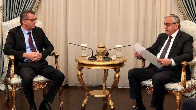 KKTC Başbakanı Erhürman istifasını sundu