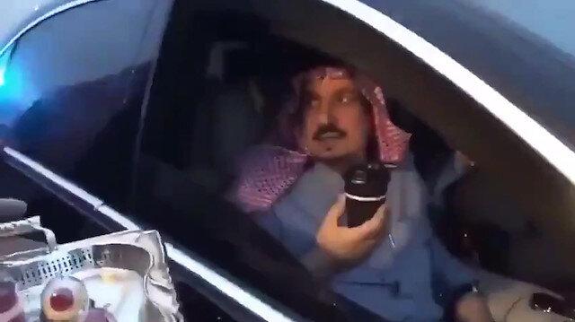 Suudi Prens Türk kahvesi içmeyi reddetti