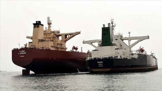 İran Suriye'ye petrol sevkiyatına başladı