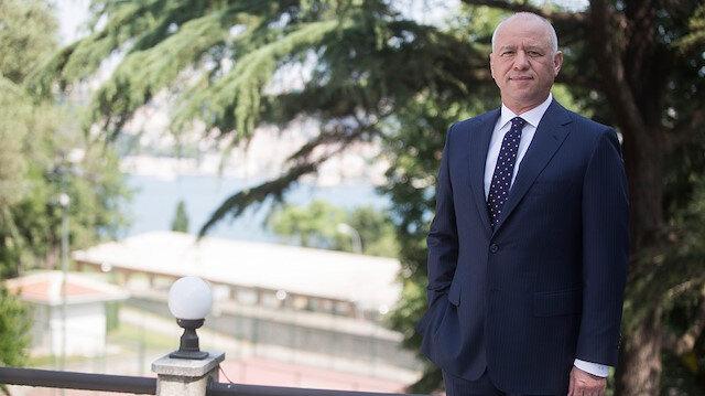 Koç Holding CEO'su Levent Çakıroğlu.
