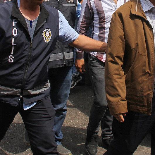 Siirt'te PKK'ya yardım ve yataklıktan 4 şahsa gözaltı