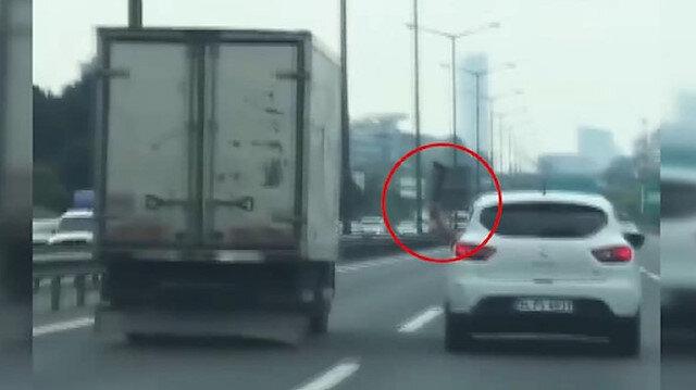 Trafikteki baltalı saldırgan kendini böyle savundu