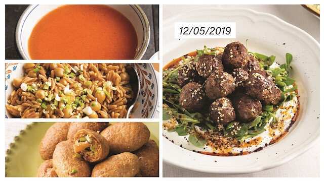 7. gün iftar menüsü