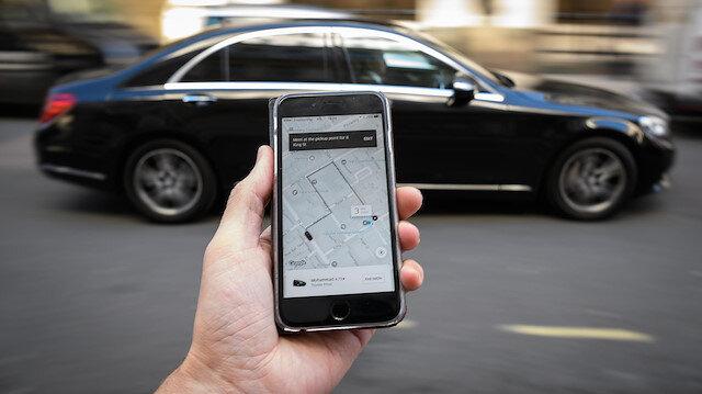 Uber 45 dolardan halka açıldı