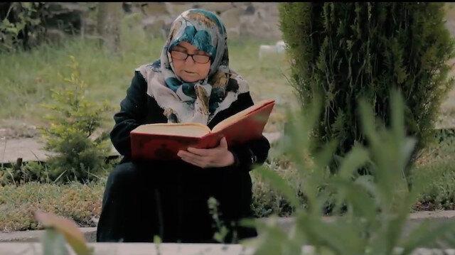 Jandarmadan duygulandıran Anneler Günü videosu