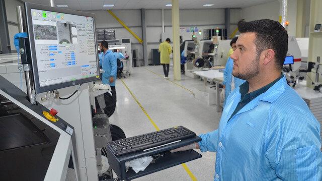 2022 FIFA Dünya Kupası'nın oynanacağı stadyumların LED ekranları Amasya'da üretilecek.