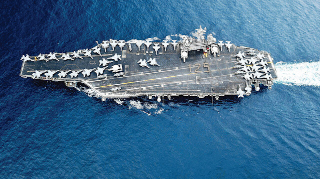 USS uçak gemisi