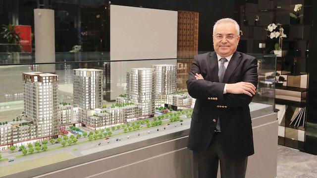 Akzirve Gayrimenkul Yönetim Kurulu Üyesi Abdullah Müftüoğlu