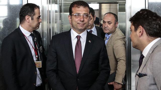 CHP'nin İstanbul adayı Ekrem İmamoğlu'