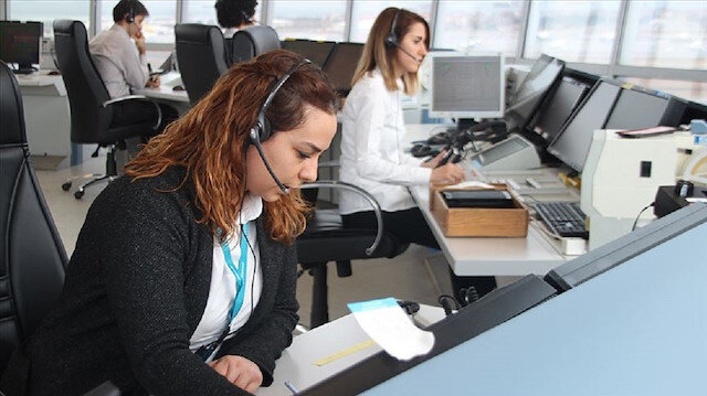 112 hava trafik kontrolörü istihdamı için sınav açıldı.