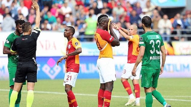 Hakem Serkan Çınar'ın maçtaki kararları büyük tartışma çıkarmıştı.
