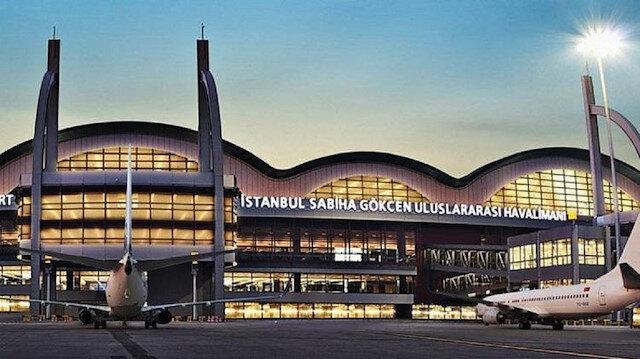 مطار صبيحة غوكشن بإسطنبول يحتل المرتبة 29 عالميا