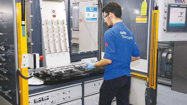 Ege Serbest Bölge'de yer alan fabrika, Avrupa ülkelerindeki fabrikalarla birlikte Delphi Technologies'in dünyadaki en büyük 5 tesisi arasında yer alıyor.