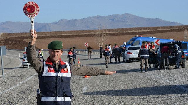 Sınırda bulunan valizlerden uyuşturucu çıktı