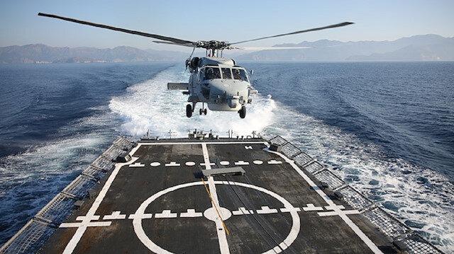 الأضخم بتاريخ تركيا.. عشرات السفن والطائرات والمروحيات تخوض مناورات على 3 بحار